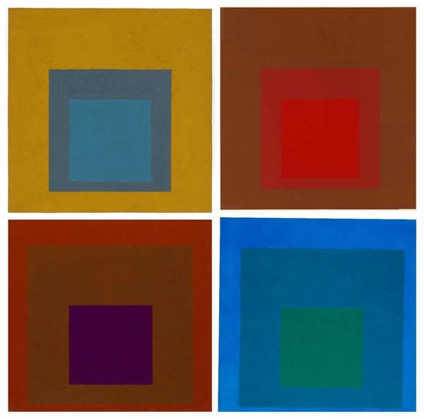 Albers montage