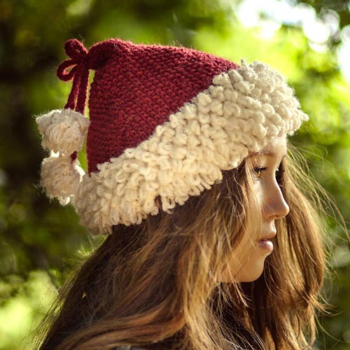 Jolly Santa Hat Pattern